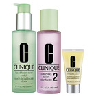 Clinique 3-Step Kit - Skin Types 1,2