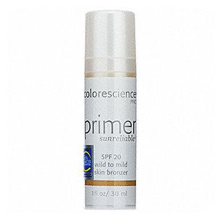 Colorescience Skin Bronzing Primer SPF 20- Wild to Mild