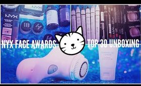 ♥ NYX Face Awards 2015 Top 30 Unboxing! ♥