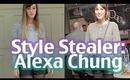 STYLE STEALER! ♡ ALEXA CHUNG