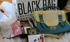 Little black bag, Beauty army and Julep