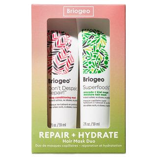 Repair + Hydrate Hair Mask Duo