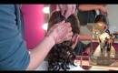 Simple Elegant and Easy to Do Hairstyle