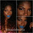 Daring blue