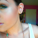 Smokey Mint Eyeliner