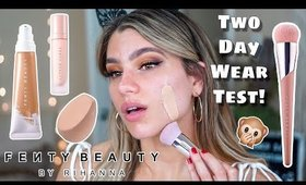 FENTY BEAUTY HYDRATING FOUNDATION REVIEW