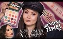 ILUVSARAHII X COLOURPOP REVIEW & SWATCHES | Maryam Maquillage