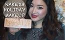 ♥ Naked 3 Holiday Season Makeup Look  ♥   ANGELLiEBEAUTY