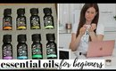 ESSENTIAL OILS FOR BEGINNERS | Essential Oils for Sleep, the Home & Skin Care