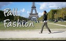 Fall Fashion Trends & Styles 2012