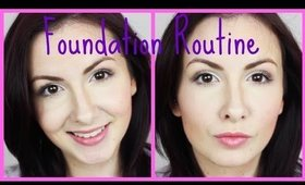 ♥ My Foundation Routine ♥ Full Coverage