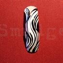 Swizzle Nail Art
