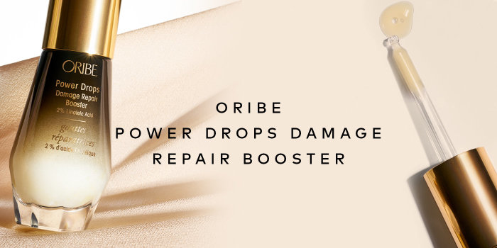 Shop Oribe's Power Drop Damage Repair Booster on Beautylish.com