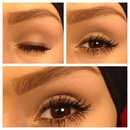 Quick easy no lashes for everyday!