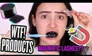 TESTING WEIRD BEAUTY PRODUCTS FROM AMAZON | Amanda Ensing