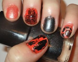 Week 4- Halloween!  http://gretalrabbit.blogspot.com/2011/10/challenge-week-4-halloween.html