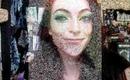 Makeup Shining Green (Tuto)
