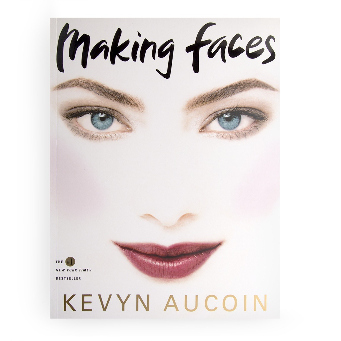 Kevyn Aucoin Making Faces product smear.