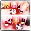 Geeky Nails!
