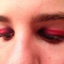 American eyeshadow