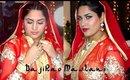 Bajirao Mastani 'Deepika Padukone' Makeup tutorial-   Makemeup89