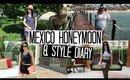 Mexico Honeymoon & My Style Diary Part 1 - Travel Week