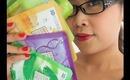International Giveaway | Korean FoodAholic 3D Face Masks