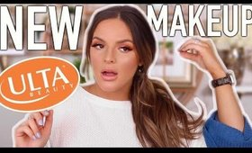 TESTING NEW MAKEUP I PURCHASED AT ULTA | Casey Holmes