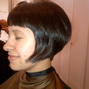 Stacey S.'s new bob!