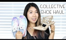 Collective Shoe Haul ♡ Connie Yang