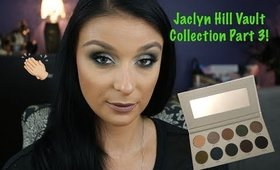 Part 3 - Jaclyn Hill Vault Collection - Dark Magic Palette