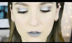 "EDGY BOLD LIP MAKEUP TUTORIAL/USING COLOUR POP ""PETIT FOUR"""""
