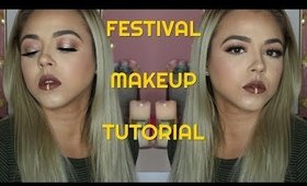 #FestivalMakeupTutorial | Beauty by Pinky