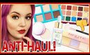 Anti-Haul (Makeup I'm Not Buying) #11 Morphe, Too Faced, Urban Decay