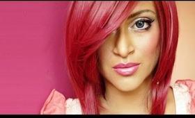 ❤ Anime Barbie - Make up look ❤