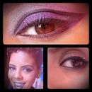 Eyeshadow fun