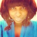 Me...In my Custom Styled Wig