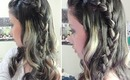 Quick & Easy Braided Bangs/Fringe Tutorial