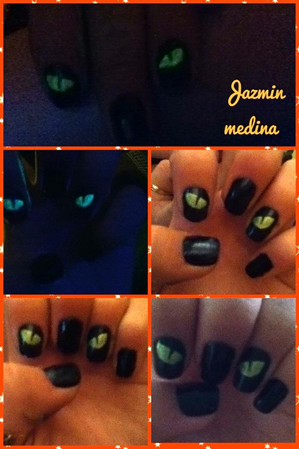 Halloween Nail Art | Beautylish