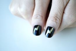 Harry Potter Nail Inspiration