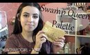 SWAMP QUEEN Palette 1st impressions, Swatches, Tutorial, and Review