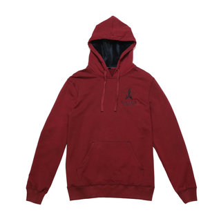 Velour Hoodie Unicorn Blood