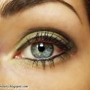 Make Up, Green, Black