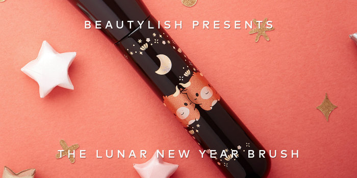The Lunar New Year Brush is here. Shop now on Beautylish.com