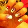 drip nail affect