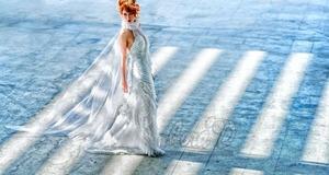 Fashion designer-styling director: Lora Dimoglou  Hair styling: Konstantinos Koliousis  Make up: Giselle Karounis  Models: Anthi Paraskevaidou  Watch the video here: http://www.youtube.com/watch?v=smvAzh7JsWA