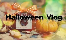 10/18-10/31 Halloween Vlog (Halloween Store, Pumpkin Patch, & Decorations!)