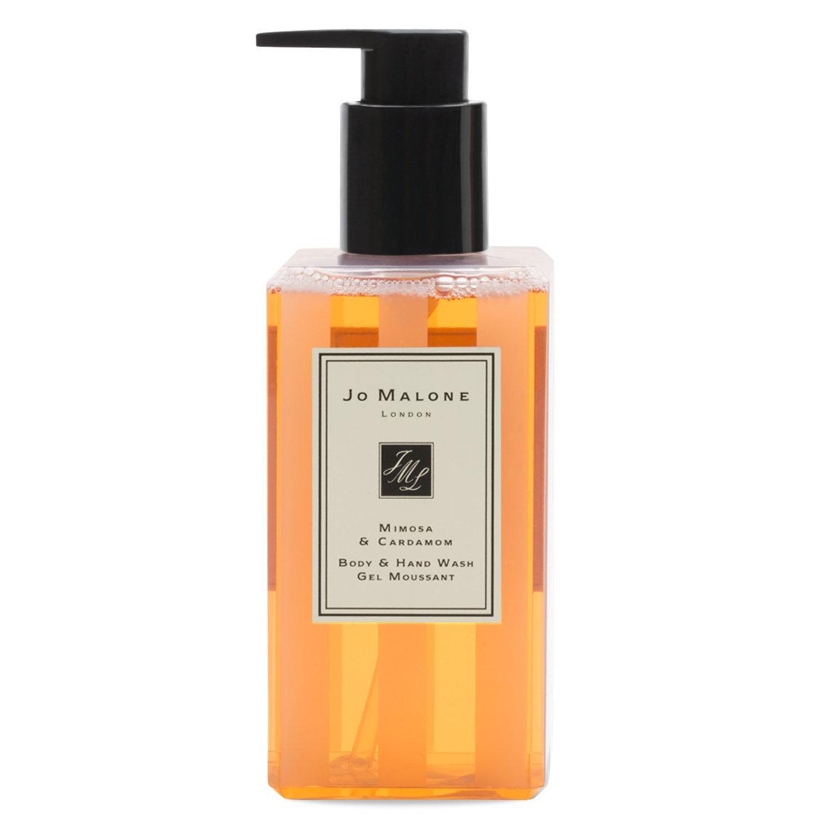 Jo Malone London Mimosa & Cardamom Body & Hand Wash alternative view 1 - product swatch.