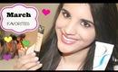 March Favorites 2014 | RachelRachBeauty