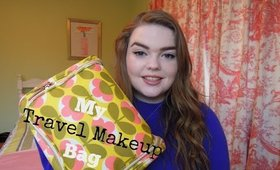 What Makeup to bring travelling! | NiamhTbh